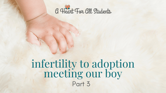 Infertility To Adoption