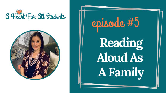 Reading Aloud As A Family