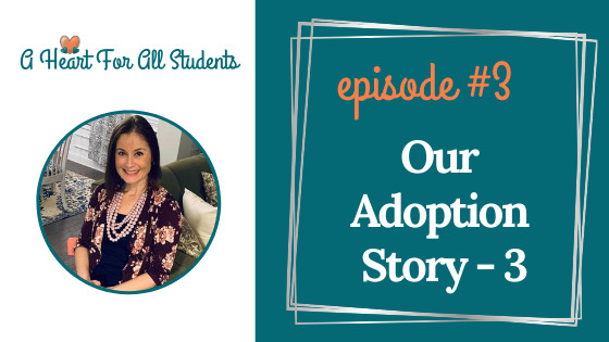 Our Adoption Story - Part 3