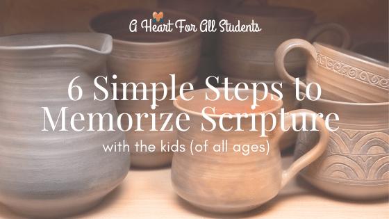 scripture memory plan for kids