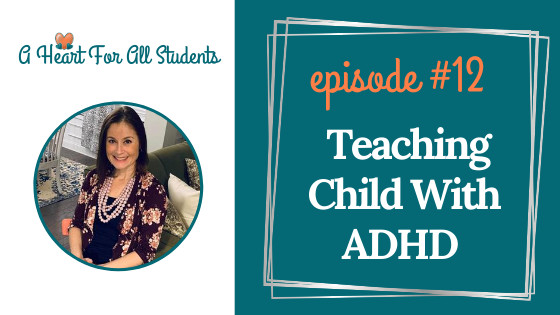 Teaching A Child With ADHD