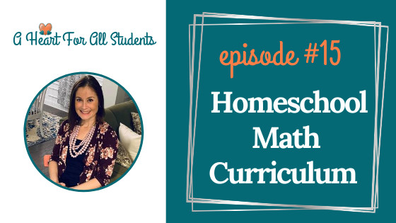 How To Choose Best Homeschool Math CurriculumC