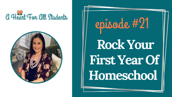 Rock Your First Year Of Homeschooling