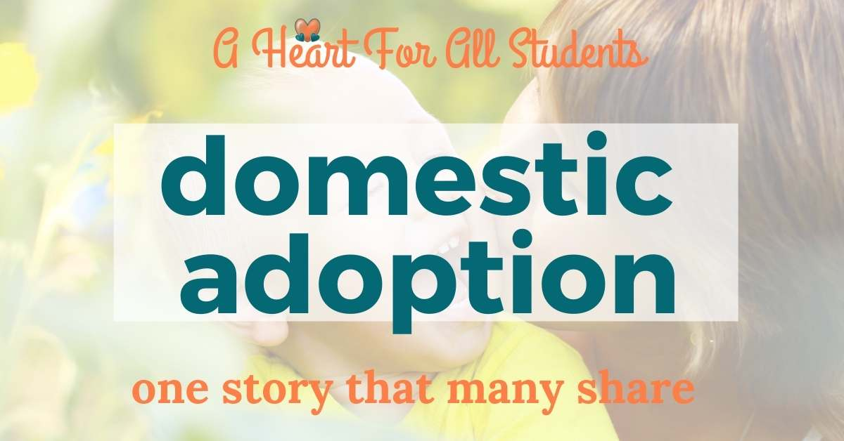 domestic adoption, story, special needs, fasd