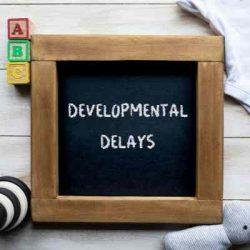 """chalkboard """"developmental delays"""""""