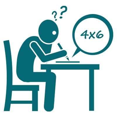 animated child forgot multiplication fact