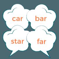 phonemic awareness rhyming words